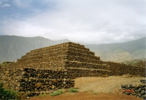 Piramidy Guimar